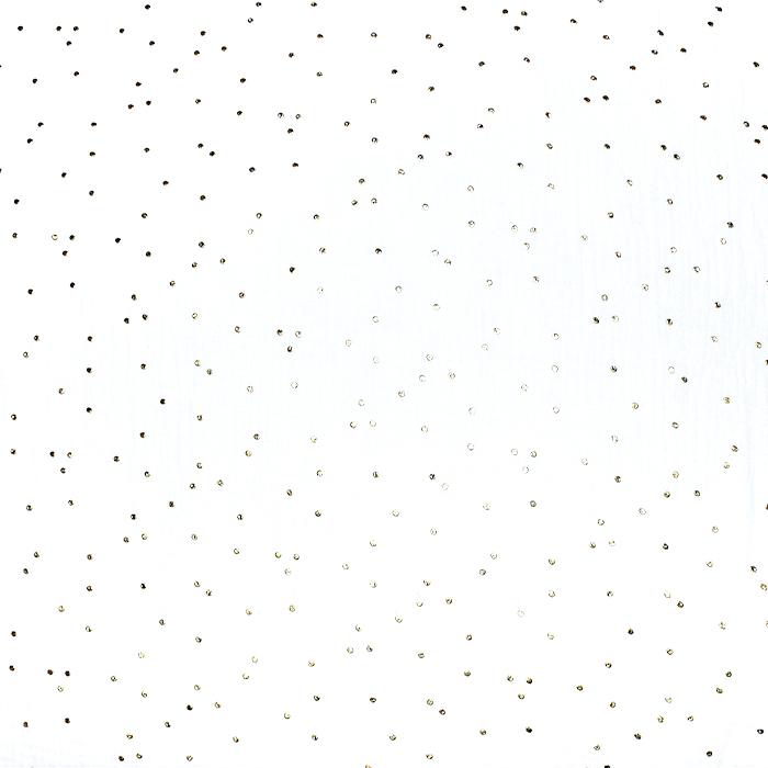 Tetra tkanina, dvojna, pike, 20757-8, bela