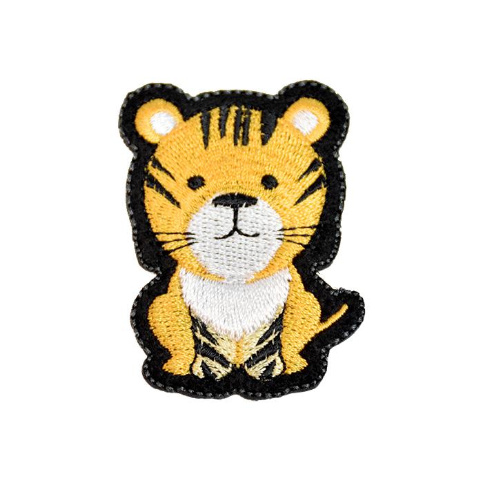 Prišivak, tigar, 21519