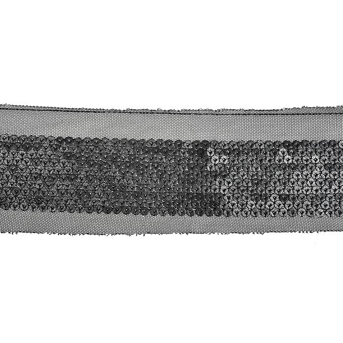 Trak, okrasni, skaj, 21535-130, črna
