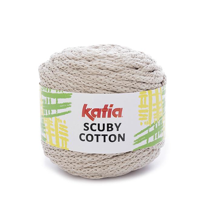 Garn, Scuby Cotton, 21553-102, beige
