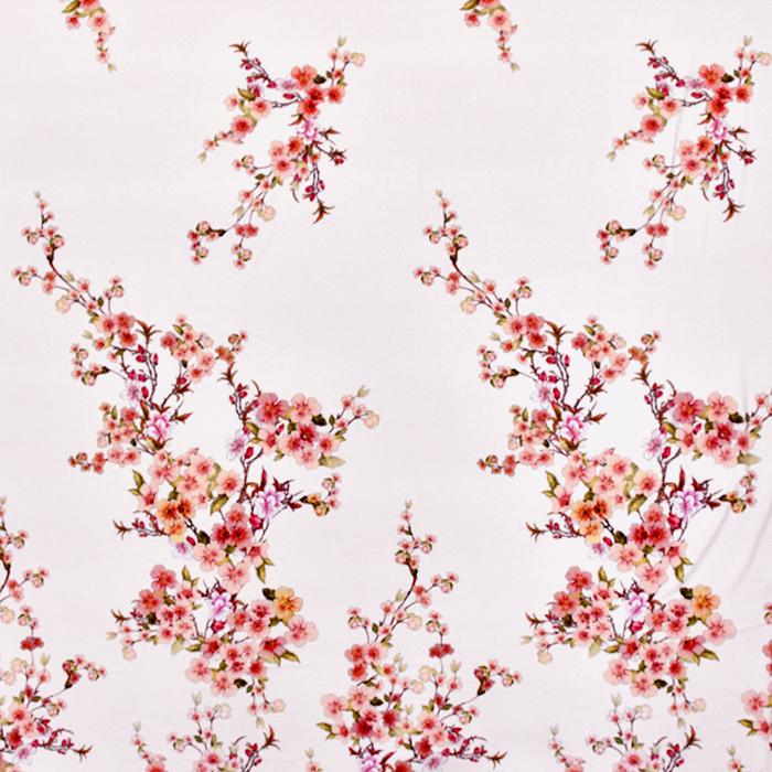 Jersey, viskoza, digital, cvetlični, 21375-27