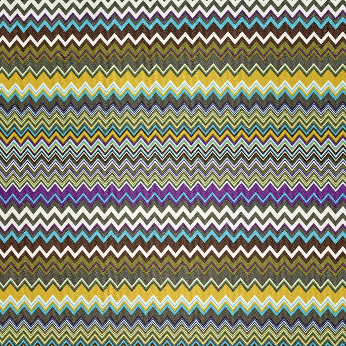 Mikrofaserstoff, geometrisch, 21573-800, gelb-grün