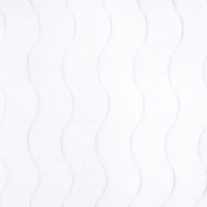 Preštepanka, geometrijski, 21578-101, bela