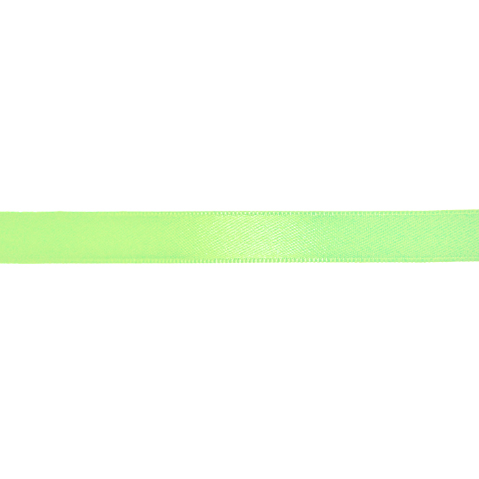 Band, Satin, 10 mm, 15458-1081, hellgrün
