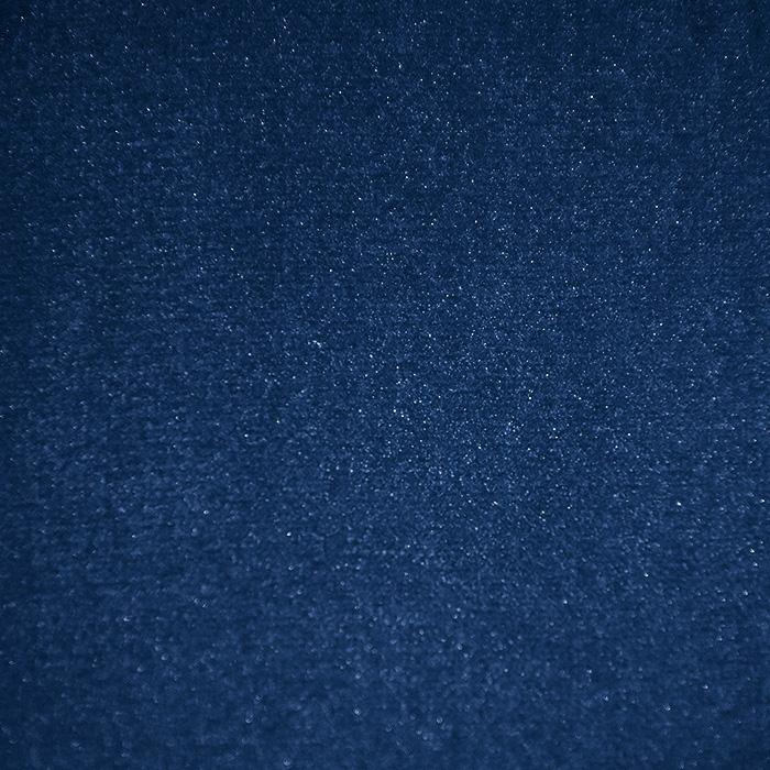 Dekostoff, Samt, Malcolm, 20209-31, dunkelblau