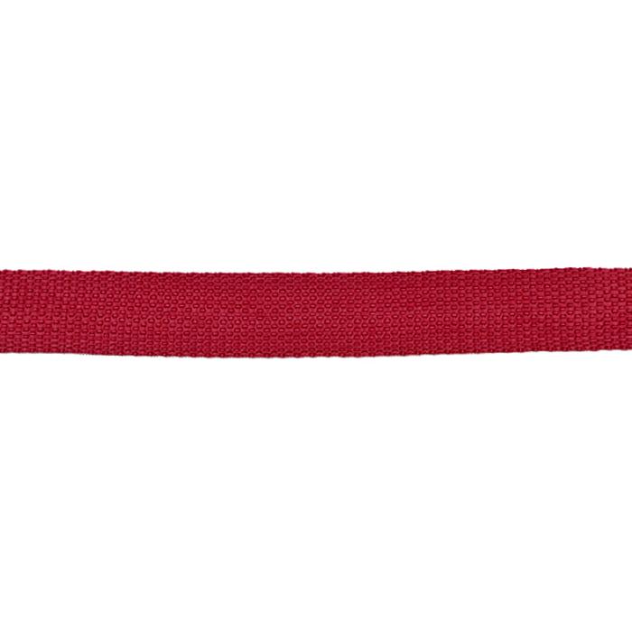 Trak, gurtna, 15 mm, 19596-009, rdeča