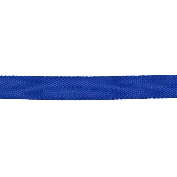 Gurtband, 15 mm, 19596-019, blau