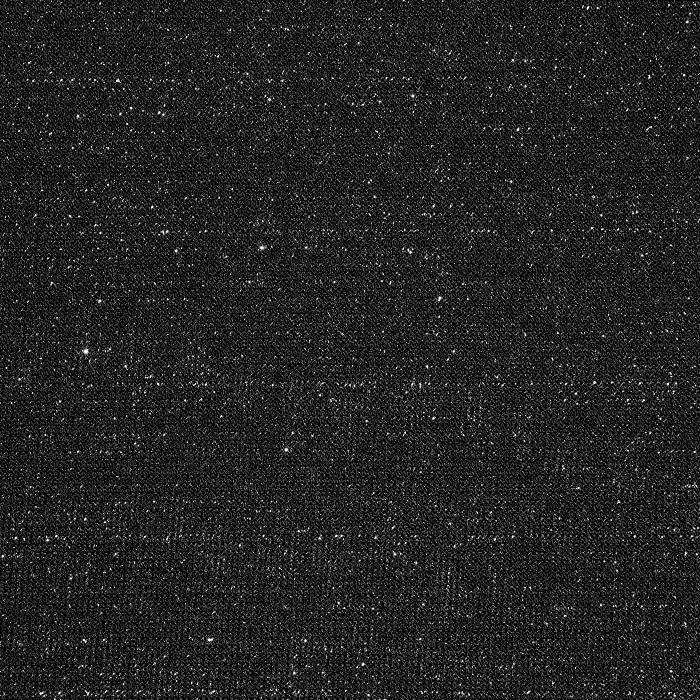 Pletivo tanjše, viskoza, 21634-13, črna