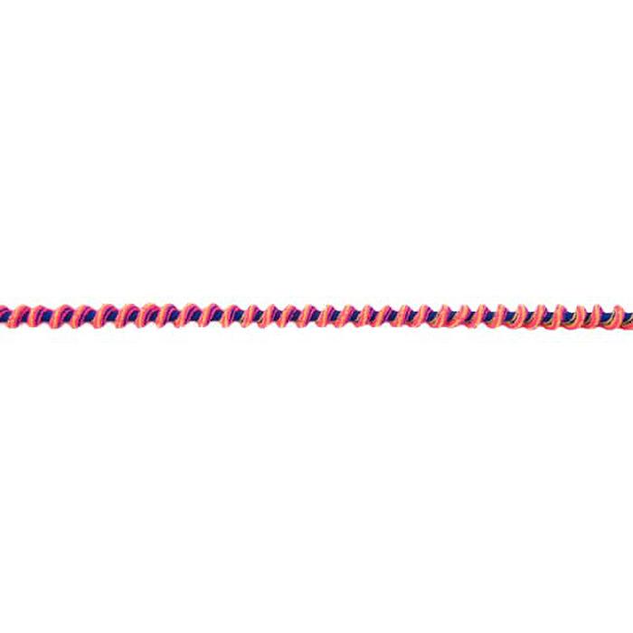 Elastika, okrogla 6mm, 19219-44418, roza vijola