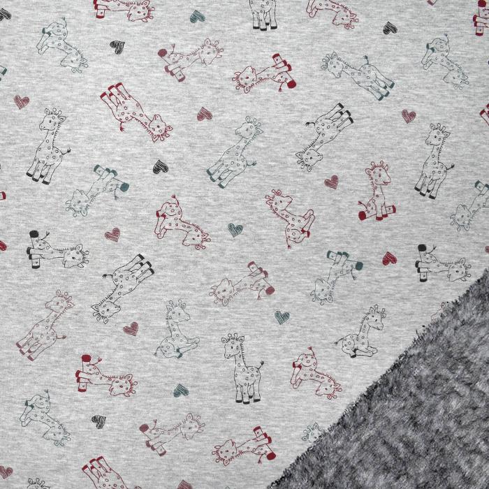 Pletivo, obojestransko, živalski, 21695-061, siva
