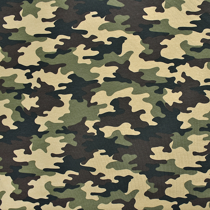 Prevešanka, kosmatena, kamuflažni, 21698-027, zeleno rjava