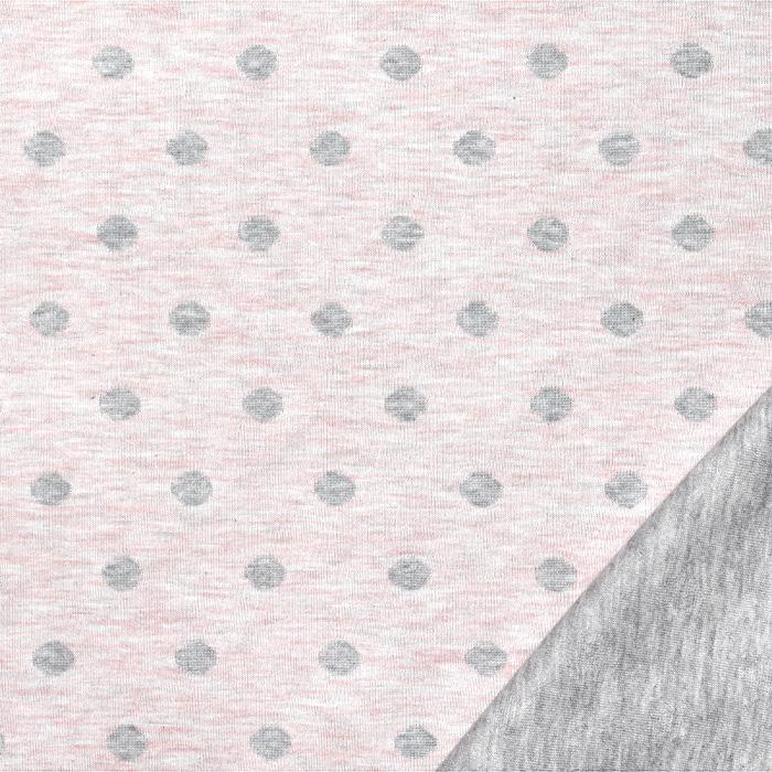 Pletivo, obojestransko, pike, 19839-124, roza