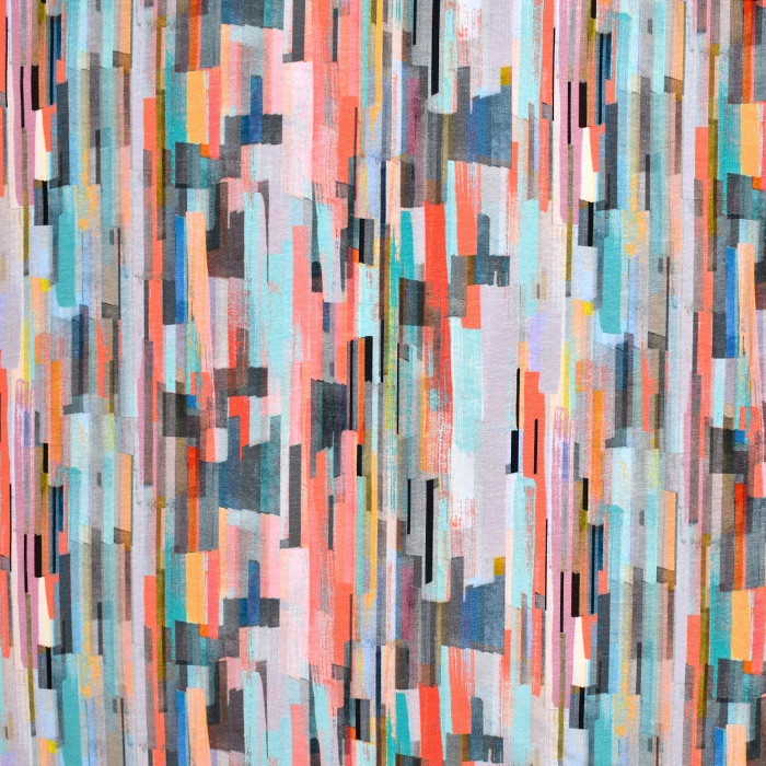 Jersey, pamuk, apstraktni, 21758-001