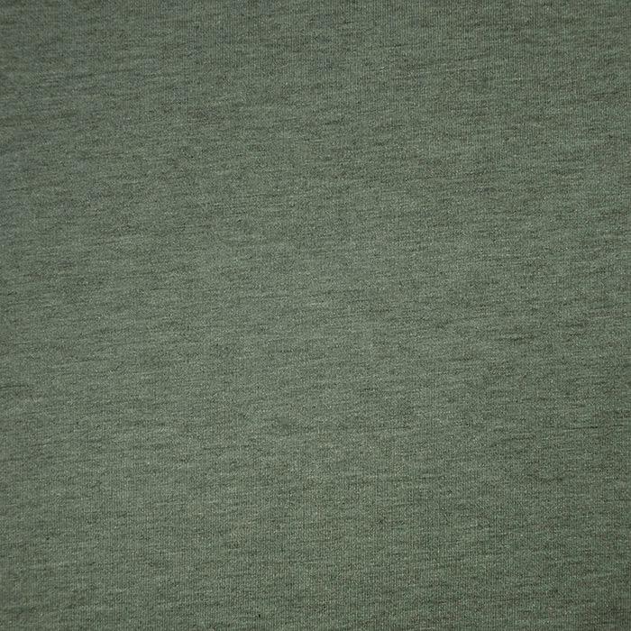 Jersey, melanž, 13336-027, zelena
