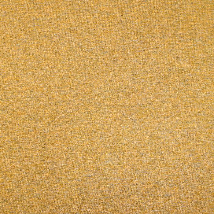 Jersey, melanž, 13336-032, oker