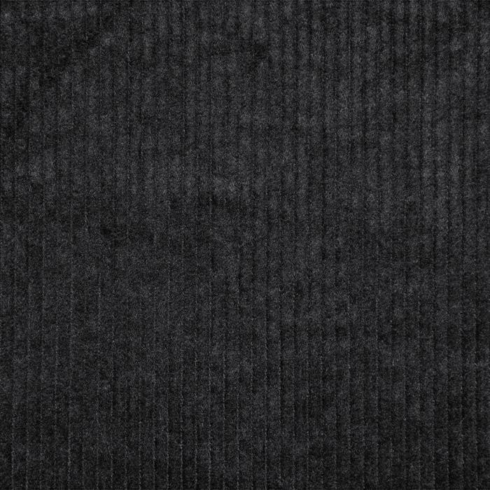Žamet, bombaž, 21816-999, črna