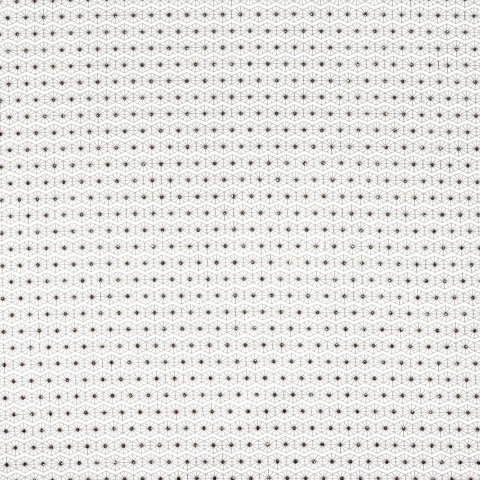 Jersey, bombaž, geometrijski, 21811-67, smetana