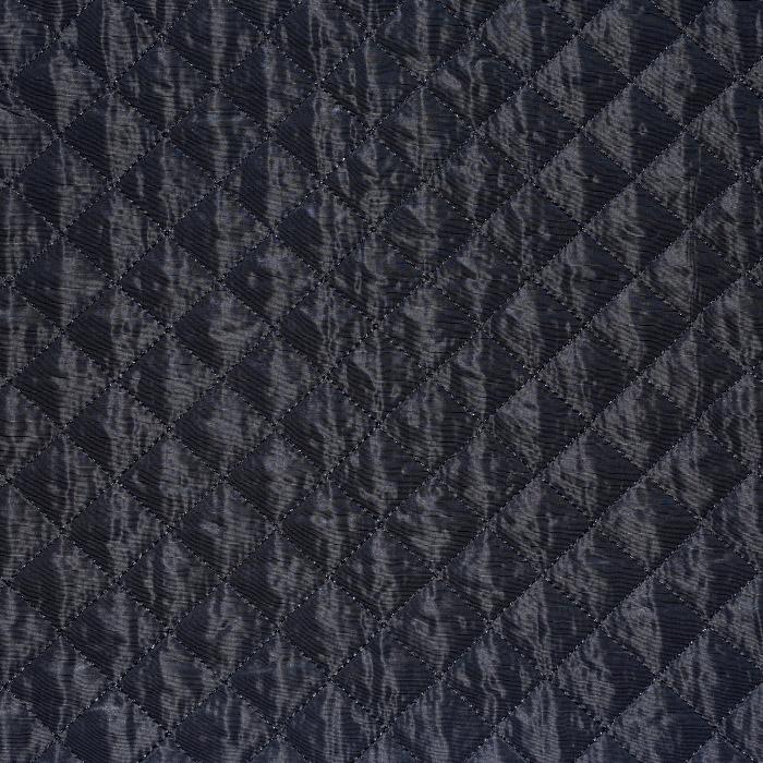 Preštepanka, kare, 21665-008, temno modra