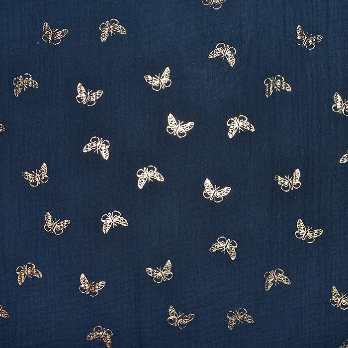 Tetra tkanina, dvostruka, dječji, 21860-008, tamnoplava