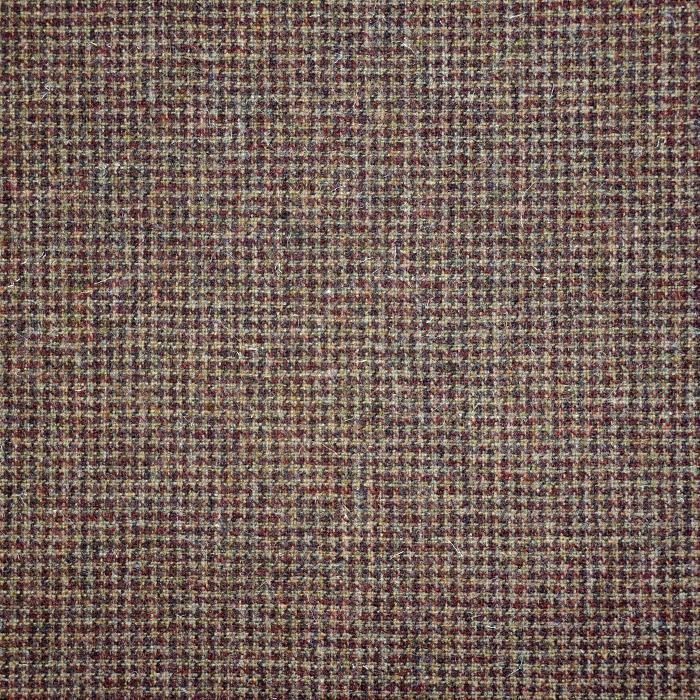 Volna za plašče, pepita, 21925-39, rjava