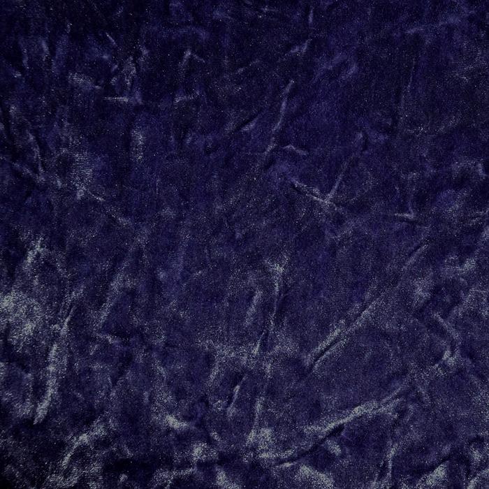 Pliš, mečkanka, 18635-008, temno modra
