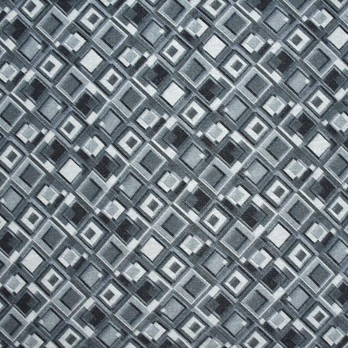 Pletivo, geometrijski, 21776-76, siva
