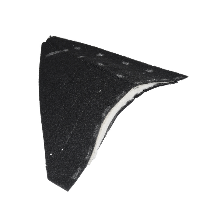 Ramenske blazinice, 0003-02, črna