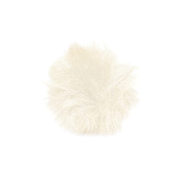 Cof, umetno krzno, 5 cm, 22106-003, smetana