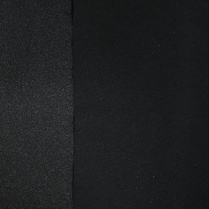 Medvloga, lepljiva, platno, 22162-002, črna