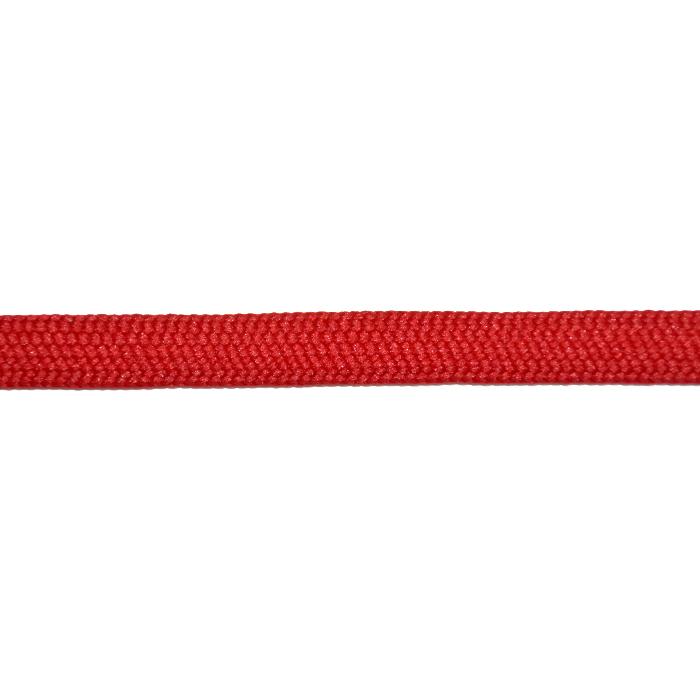Trak, 8 mm, vezalka, 22214-009, rdeča