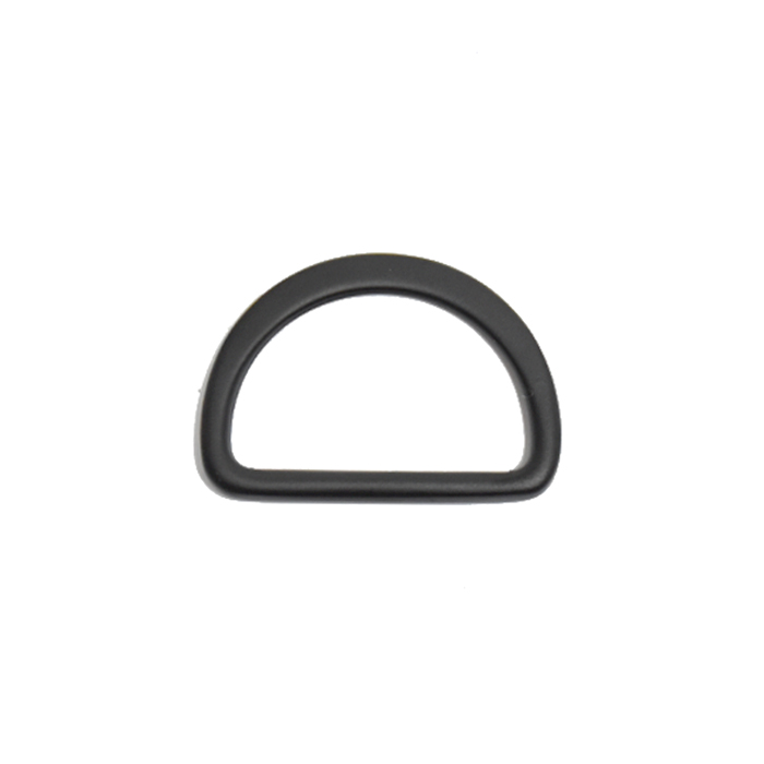 Polobroč, kovinski, 35 mm, 22205-130, mat črna