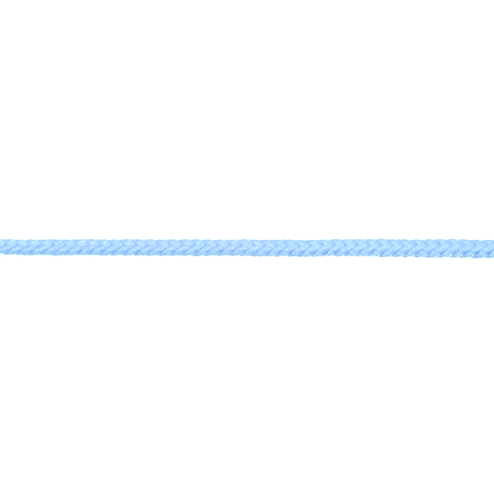 Vrvica, bombažna, 5mm, 16510-42266, svetlo modra
