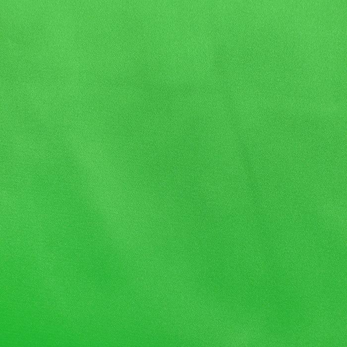 Saten, poliester, 3093-610, zelena