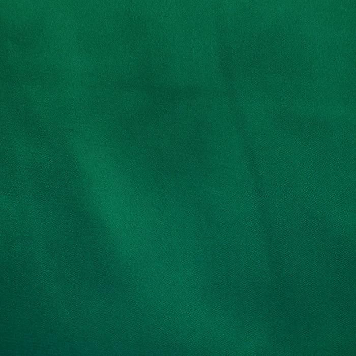 Saten, poliester, 3093-840, zelena