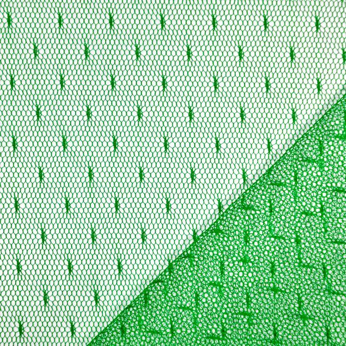 Mreža, elastična, točke, 19002-46, zelena