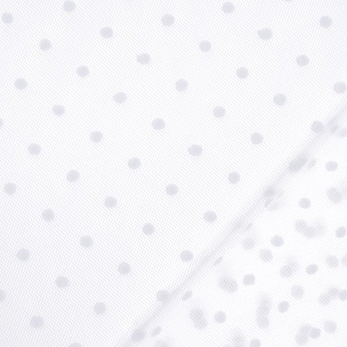 Til mekši, točkice, 22282-3, bijela