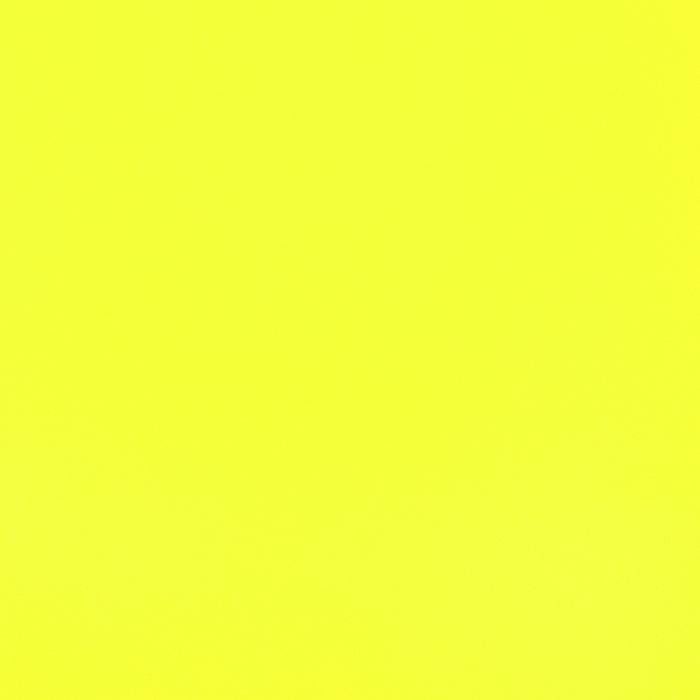Saten, mikropoliester, 14171-077, neon rumena