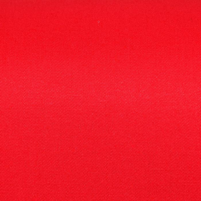 Bombaž, keper, elastan, 22363-015, rdeča
