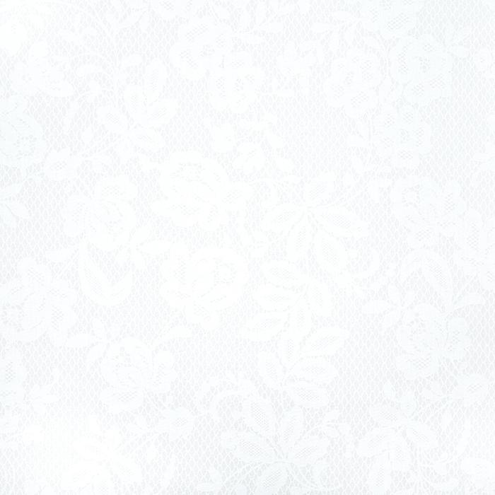 Deko, tisk, impregniran, cvetlični, 22403