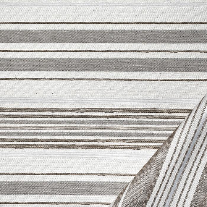 Deko žakard, crte, 22689-2, bež