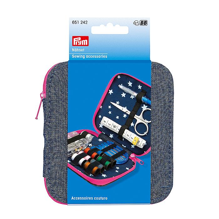 Set za šivanje, Prym, 651242, plava