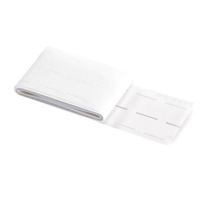 Medvloga za pas, lepljiva, 30 mm, Prym, 997211, bela