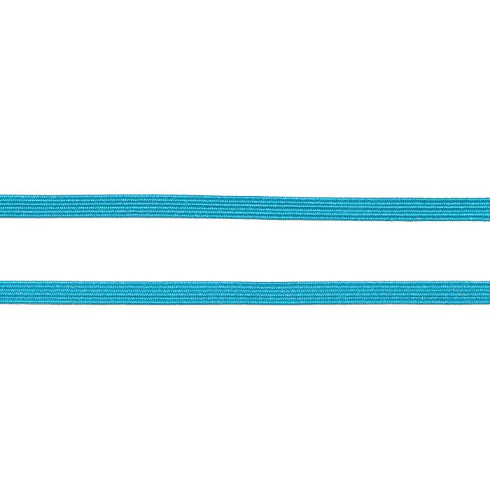 Elastika, 5 mm, 24482-1, turkizna