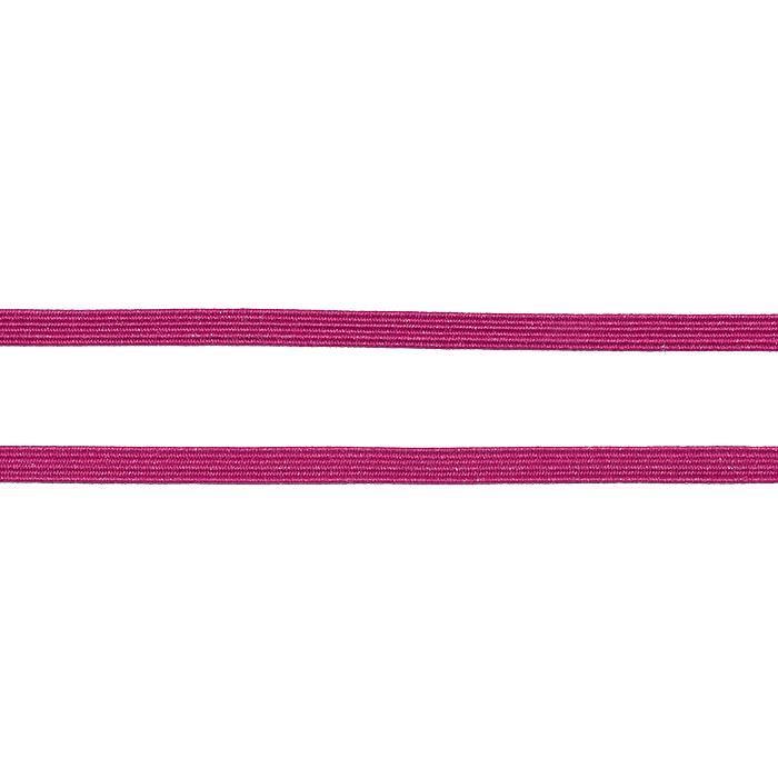 Elastika, 5 mm, 24482-2, roza