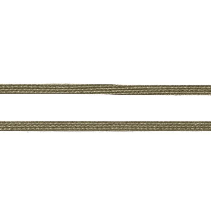 Elastika, 5 mm, 24482-5, olivno zelena