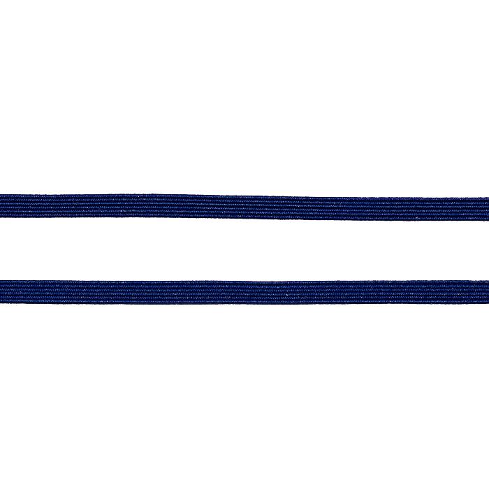Elastika, 5 mm, 24482-7, temno modra