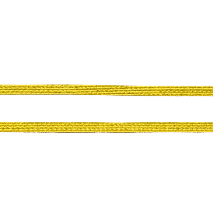Elastika, 5 mm, 24482-9, rumena