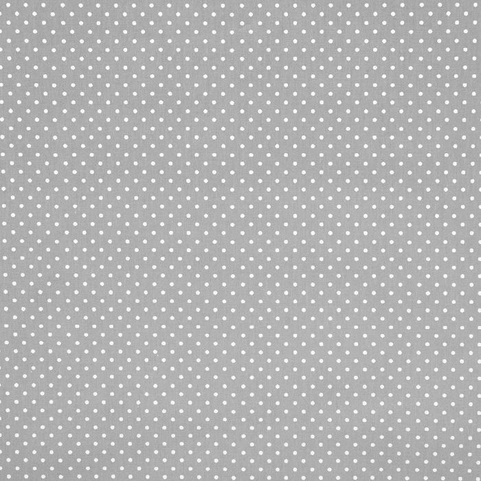 Bombaž, poplin, pike, 13984-2, siva