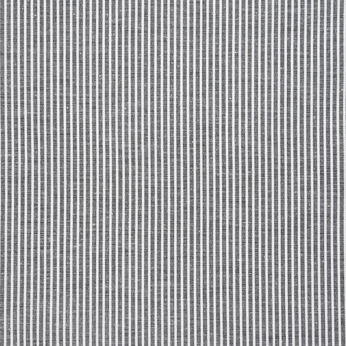 Tkanina, bombaž, poliester, črte, 22521-7, siva