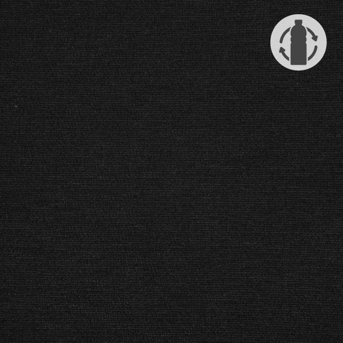 Reciklirano pletivo, gosto, 23051-999, črna